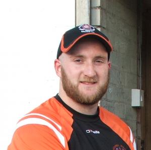 Brett Whitehead July 2018